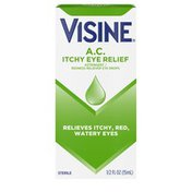 Visine A.C. Itchy Eye Relief