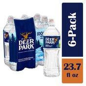 Deer park 100% Natural Spring Water