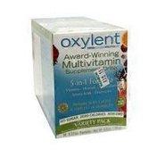 Oxylent 5-in-1 Multivitamin Supplement Drink