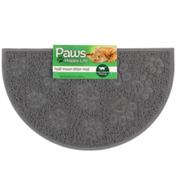 Paws Happy Life Half Moon Litter Mat