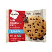 NuGo Dark Chocolate Chip, Vegan, Gluten Free, High Protein Cookie