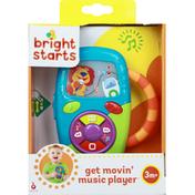 Bright Starts Music Player, Get Movin'