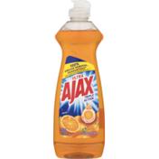 Ajax Triple Action Dish Liquid & Hand Soap, Orange Scent