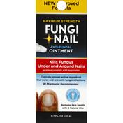 Fungi-Nail Anti-Fungal Ointment, Maximum Strength