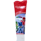 Colgate Fluoride Toothpaste, Anticavity, Mild Bubble Fruit