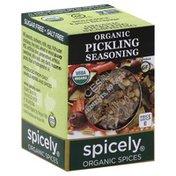 Spicely Pickling Seasoning, Organic
