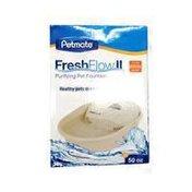 Petmate Bleach Linen Fresh Flow Purifying Pet Fountain