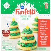 Pillsbury Cookie Kit, Christmas Tree
