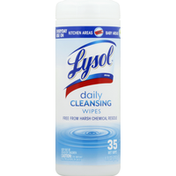 Lysol Daily Cleansing Wipes