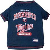 Pets First Small Minnesota Twins Pet Tee Shirt