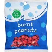 Food Club Peanuts, Burnt