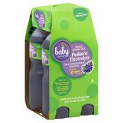 Baby Basics Pediatric Electrolyte, Single Serving Size, Artificial Grape Flavor