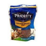 Priority Pet Chicken Breast Jerky