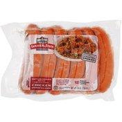 Farmer John Hot Louisiana Brand Chicken Smoked Sausage