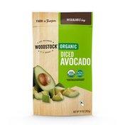 WOODSTOCK Organic Diced Avocado