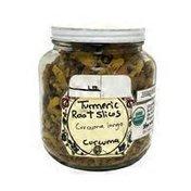 Starwest Botanicals Organic Turmeric Root Slices