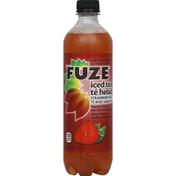 Fuze Iced Tea, Strawberry Red Tea