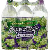 Adirondack Enhanced Water, White Grape