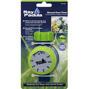 Ray Padula Hose Timer, Manual