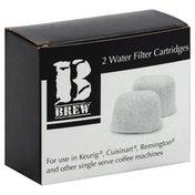 Brew Water Filter Cartridges