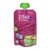 Ella's Kitchen Organic 7 Months Oat Crumble