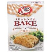 Shurfine Pork Seasoned Coating Mix