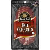 Boar's Head Capocollo, Hot