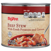 Hy-Vee Beef Stew With Fresh Potatoes And Carrots