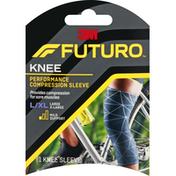 3M Knee Sleeve, Mild Support, Large/X-Large