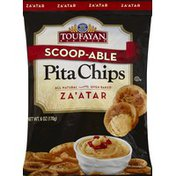 Toufayan Pita Chips, Za'atar