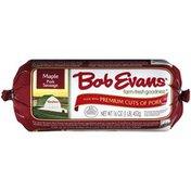 Bob Evans Farms Pork Sausage Maple ID 207-PF Rolls