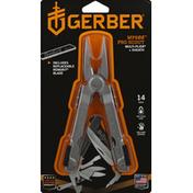 Gerber Multi-Plier + Sheath, MP600 Pro Scout, RemGrit GJ-4