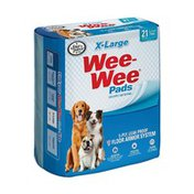 Four Paws Wee Wee X Large Puppy Pads