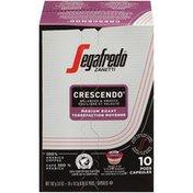 Segafredo Zanetti Medium Roast Ground Coffee Pods