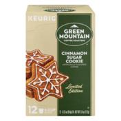 Green Mountain Coffee K-Cup Pods Cinnamon Sugar Cookie