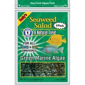 SF Bay Coffee Sally's Seaweed Salad Green Marine Algae