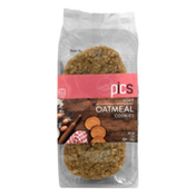 PICS Soft Oatmeal Cookies