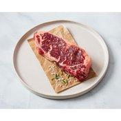 Wagyu Kobe New York Strip Steak
