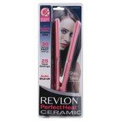 Revlon Straightener, Ceramic, 1 Inch