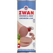 ZWAN Luncheon Loaf, Chicken & Beef