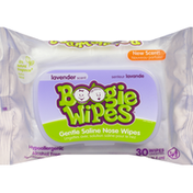 Boogie Wipes Nose Wipes, Lavender Scent
