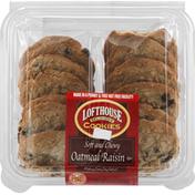 Lofthouse Cookies, Oatmeal Raisin