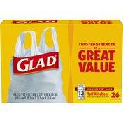 Glad Kitchen Trash Bags