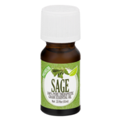 Healing Solutions 100% Pure Therapeutic Grade Essential Oil  Sage