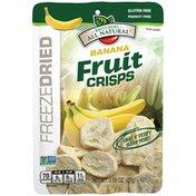 Brothers All Natural Freeze-Dried Banana Fruit Crisps
