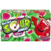 Kool-Aid Sour Jammers Watermelon Slam Drink