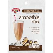 Hannaford Smoothie Mix, Chocolate Banana