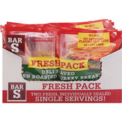 Bar-S Fresh Pack Deli Shaved Oven Roasted Turkey Breast