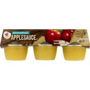 SB Apple Sauce, Natural, Unsweetened