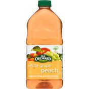 Old Orchard White Grape Peach Juice Cocktail